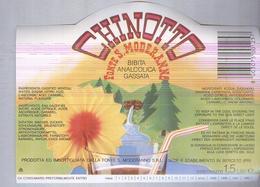 CHINOTTO.....ETICHETTA.....ETIQUETTE...BIBITA. - Fruits & Vegetables