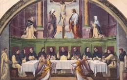 CENACOLO. SOGLIANI E FRA BARTOLOMEO. FIRENSE. MUSEO DI S MARCO. ED DEL MUSEO.-TBE-BLEUP - Paintings