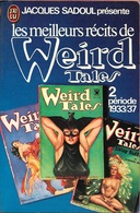 J'ai Lu 580 - Les Meilleurs Récits De Weird Tales, 2 (TBE) - J'ai Lu