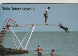 Sweden - Springboard - Trampolin - Sweden