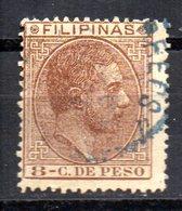Sello Nº 62 Filipinas - Filippijnen