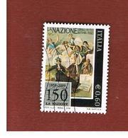 ITALIA REPUBBLICA  -   2009    -    IL GIORNALE LA NAZIONE  -   USATO  ° - 2011-...: Usati