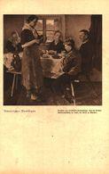 Bäuerlicher Brotsegen (nach Einem Gemälde Von Constantin Gerhardinger) / Druck, Entnommen Aus Zeitschrift /1938 - Bücher, Zeitschriften, Comics