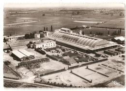 30 Vergèze, Source Perrier, Vue Aérienne De L'usine (GF292) L300 - Vergèze
