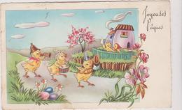 Fantaisie Joyeuses Paques - Tarjetas De Fantasía