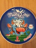 ETIQUETTE DE BOITE DE FROMAGE ''MILKY COW'' - Fromage