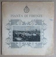 ENIT - Agenzia Nazionale Italiana Del Turismo - Pianta Di Firenze - De Agostini - Altre Collezioni