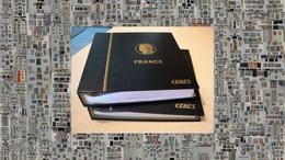 FRANCE - Collection En 2 Albums Cérès - 1849 à 1994 - Cote + 4800 - Timbres