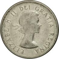 Canada, Elizabeth II, 5 Cents, 1964, Royal Canadian Mint, Ottawa, TTB+, Nickel - Canada