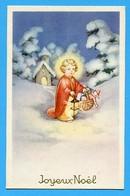 Noel Weihnachten Christmas Enfant Jouets Pinocchio - Natale