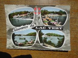 Dun-sur-meuse , Souvenir Du Lac Vert , Multi-vues - Dun Sur Meuse