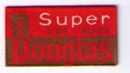 LAMETTA DA BARBA - LAMA DOUGLAS - SUPER ROSSA -  ANNO 1956 - Razor Blades