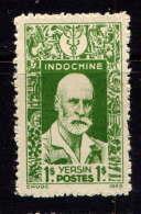 INDOCHINE - 291(*) - ALEXANDRE YERSIN - Indochina (1889-1945)