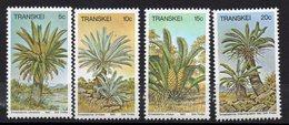 TRANSKEI 1980 - FLORA - PIANTE - SERIE COMPLETA  - MNH** - Transkei