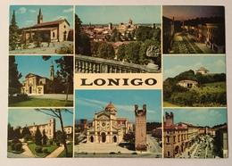 LONIGO VEDUTE VIAGGIATA FG - Vicenza