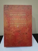 Aportacions Catalanes Universals. 1a Edició 2014. 741 Págines. Joan Amorós. - Libros, Revistas, Cómics