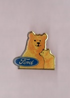 Pin's Automobile / Voiture Ford (ours époxy) - Ford