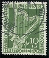 Allemagne BERLIN 1950 N° 58 Oblitéré - Oblitérés