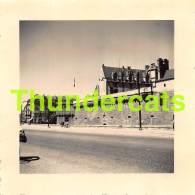 ANCIENNE PHOTO FRANCE 7 CM X 7 CM  1949  NANTES CHATEAU DES DUCS - Lieux