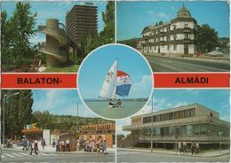 Balaton Almadi - Posta, Kave, Hotel - Hongrie