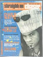 REVUE STRAIGHT NO CHASER N°37 ETE 1996 CARLINHOS BROWN CHARLIE WATTS OUMOU SANGARE GALLIANO CHEICK LO TRES BON ETAT RARE - Magazines & Newspapers