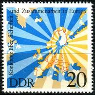 DDR - Mi 2069 - ** Postfrisch (D) - 20Pf      KSZE - DDR