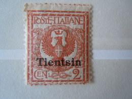 Italie . Bureau De Tientsin,, 2c, - 11. Oficina De Extranjeros
