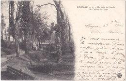 16. COGNAC. Un Coin Du Jardin De L' Hôtel-de-Ville. 17 - Cognac