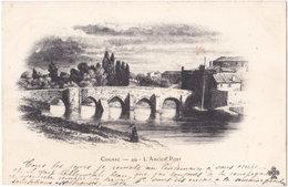 16. COGNAC. L'Ancien Pont. 49 - Cognac