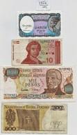 20 Billets MONDE-n1 - Coins & Banknotes