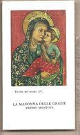 Santino La Madonna Delle Grazie - Religione & Esoterismo