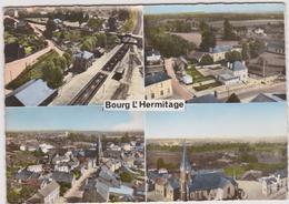 Ille Et Vilaine : BOURG  L '  HERMITAGE  :  Vues   Lapie - France