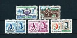 Camboya  Nº Yvert  214/15-216/18  En Nuevo - Cambodia