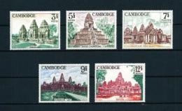 Camboya  Nº Yvert  167/71  En Nuevo - Cambodia