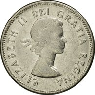 Canada, Elizabeth II, 5 Cents, 1964, Royal Canadian Mint, Ottawa, TTB, Nickel - Canada