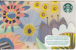 SWITZERLAND - Spring, Starbucks Card, CN : 0096, Unused - Gift Cards