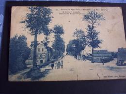 Moulle - La Route De Calais - Chemin Des Marnières - Calonne. - Frankreich