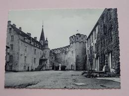 Le Château Et L'Institut Ste-Thérèse ( Thill ) Anno 19?? ( Zie Foto Voor Details ) !! - Florennes