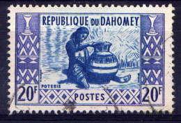 DAHOMEY - N° 166° - POTIER - Benin - Dahomey (1960-...)