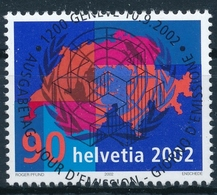 1059 Serie Mit Ersttag - Vollstempel & Gummi - Switzerland