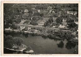 Namur>Profondeville_Burnot-Rivière Vue Vers Lustin. Panorama - Edit. Pirson, Hôtel Du Relaix +/- 1948-49 CPM - Profondeville