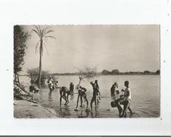 NIAMEY (NIGER) CARTE PHOTO 2248 LA LESSIVE - Niger