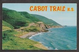 Corny Brook On Cabot Trail Cape Breton, NS - 1988 Used Some Wear - Cape Breton