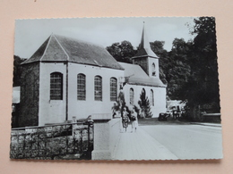 L'Eglise Et Le Pont ( Mottet Durbuy > Lutte Genappe (?) ) Anno 19?? ( Zie Foto Voor Details ) ! - Durbuy