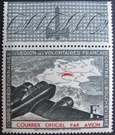 FD/2030 - 1941 - LVF - N°2 - LUXE - BEAU BdF NEUF** - Liberation