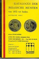 CATALOGUE / DE MUNTEN VAN BELGIE / UITGAVE 1991 - België
