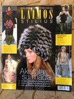 Fashion Advertising Magazine Lithuania 2005 - Magazines