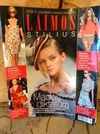 Fashion Advertising Magazine Lithuania 2006 - Magazines