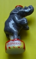 Fève - Banette - Le Grand Cirque - Eléphant - Réf AFF 2011 126 - Animals