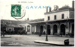 58 NEVERS - La Gare - Nevers